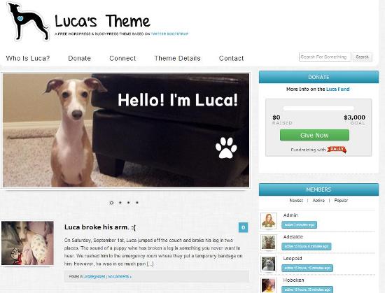 16 free wordpress themes fresh from september 2012