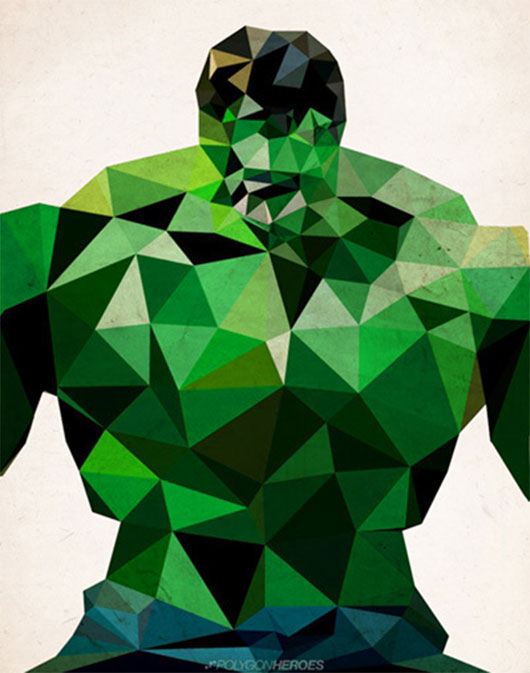 Hulk by James Reid
