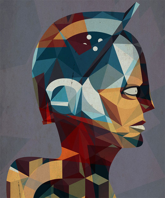 Exploring Geometry: 30 Exceptional Polygonal Art Illustrations