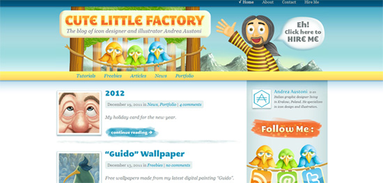 Cute LIttle Factory