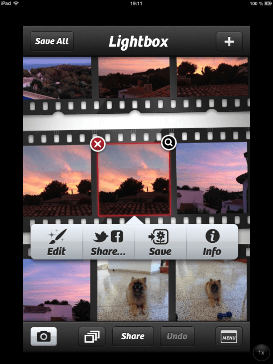 Camera+ by Taptaptap: A Great Photography App And Now Native On iPad