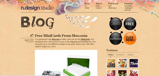 N.Design Studio Blog