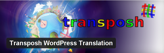 Transposh WordPress Translator