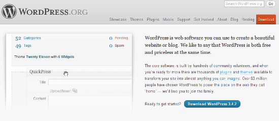 An Easy Choice? WordPress and ExpressionEngine Compared
