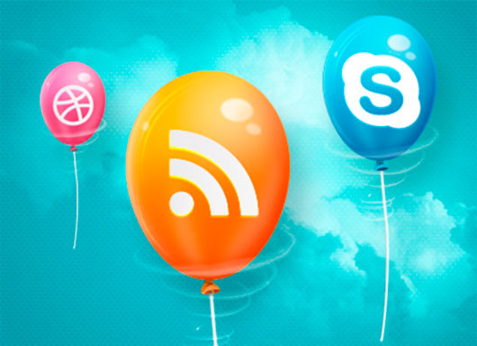 Social Network icons by Foan82