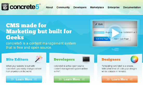 Is Concrete5 The Right CMS For Your Website?