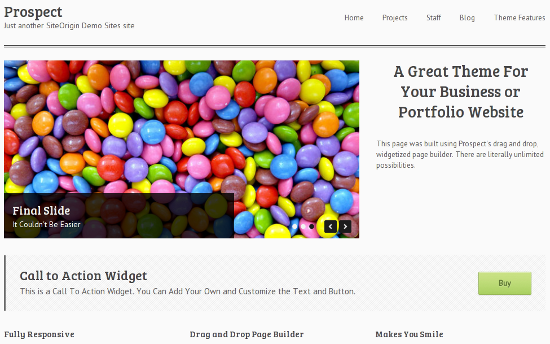 16 Free WordPress Themes Released In The Month of November 2012