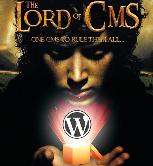 the lord of CMS