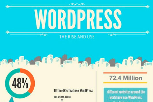 The rise and use of WordPress
