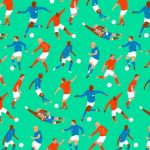 Title: Football Creator: Harriet Seed Source: Poolga.com