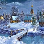 Wonderful Christmas Wallpaper
