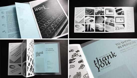 50 fascinating promotional booklets to inspire noupe