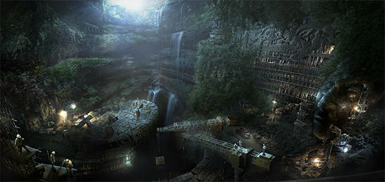 40 Matte Paintings To Push You To Real Photoshop Artistry