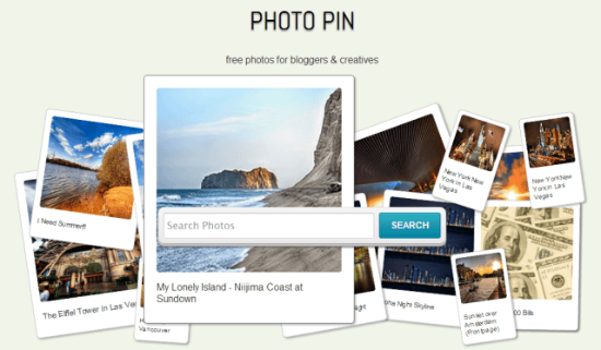 Photo Pin Lets You Use Flickr Images Easily, Cares For Licences