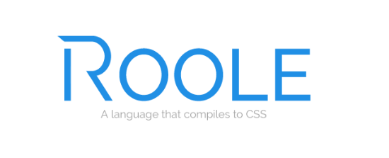 New Tools: CSS-Preprocessor Roole and HTML Converter Markdown.css