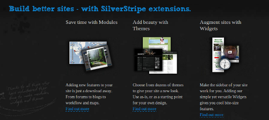 silverstripe-customization