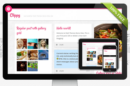 14 Free WordPress Themes, Fresh from March 2013