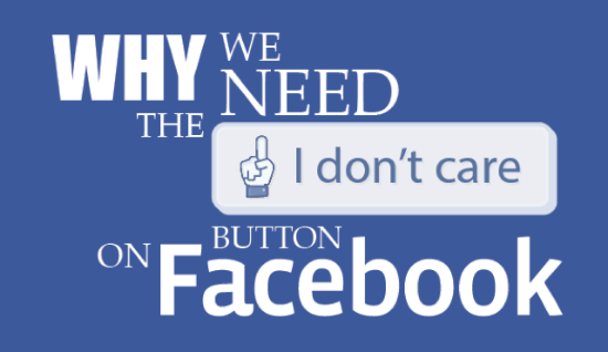 Facebook? I Don't Care!