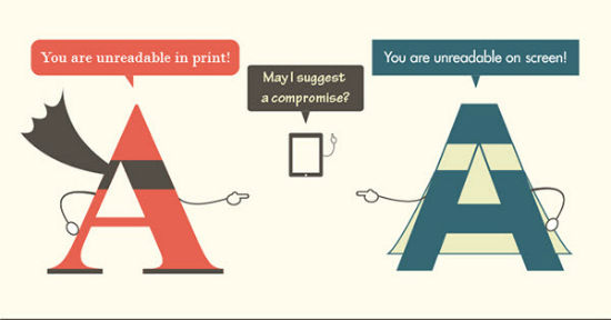 Serif vs. Sans: Typography Basics And Loads Of Free Fonts (Infographic)