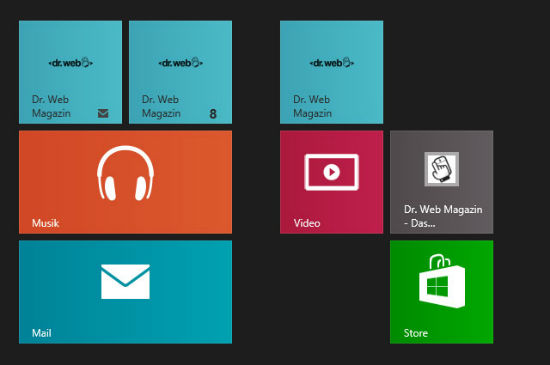How To Pin Web Apps As Tiles To The Brand-New Startscreen Of Windows 8