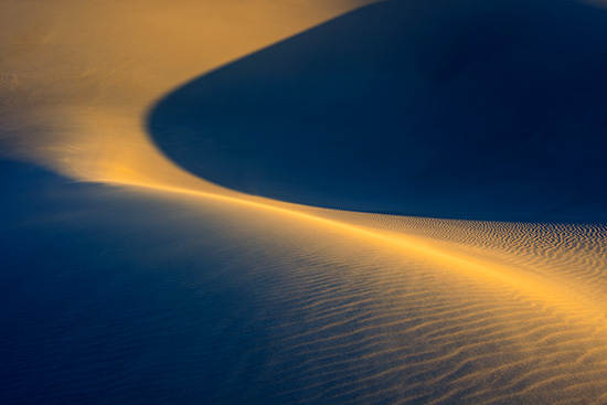 """Shadows and Sand"" by Ian Plant"