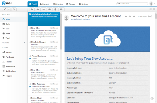 Atmail Cloud | Mail