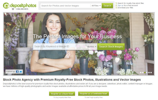 Depositphotos and Noupe Give Away More Than 300 Professional Stock Files For Free