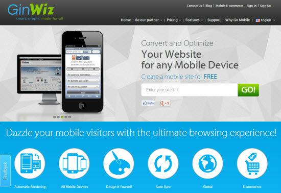 GinWiz | Homepage
