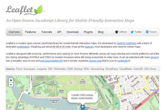 Leaflet: Interactive Maps with JavaScript and OpenStreetMap
