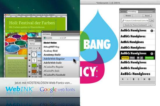 Font Plugins