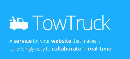 Mozilla Labs TowTruck: Brand-new Real-Time Collaboration Tool Tested