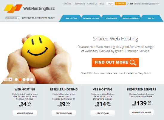 Win One Year of Free Web Hosting with WebHostingBuzz.com