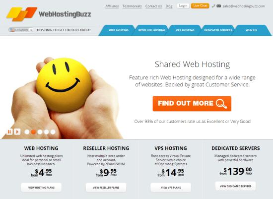 WebHostingBuzz | Homepage