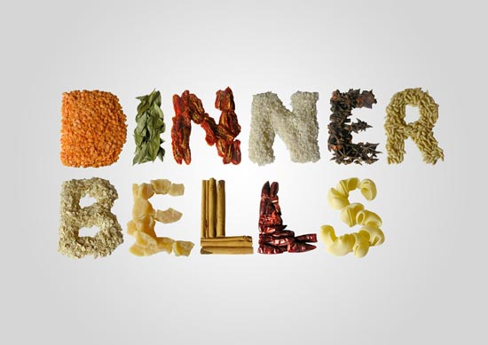 To Eat With Your Eyes 40 Delicious Food Typography