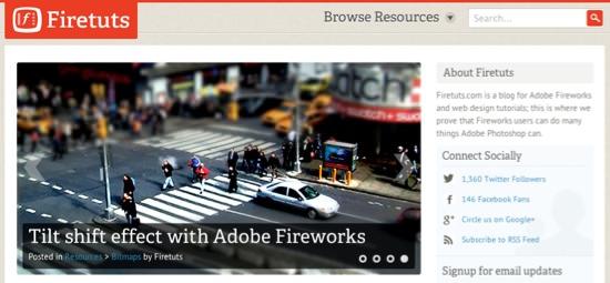 Firetuts.com: Fireworks Tutorials Galore