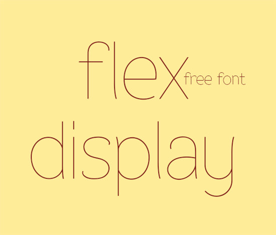 Maximum Quality 44 Free Fonts For Creative Designers