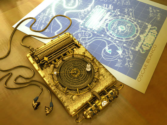 Steampunk_iPod_by_otas32_by_3D_Asuarus