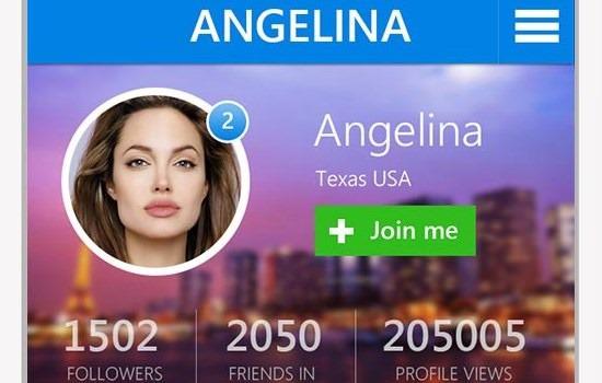 Mobile Application UI