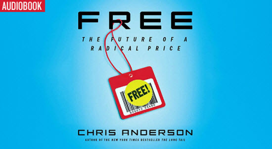 Free – The Future  of a Radical Price (Audiobook For Free)