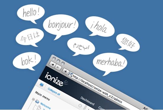 ionize-multilingual