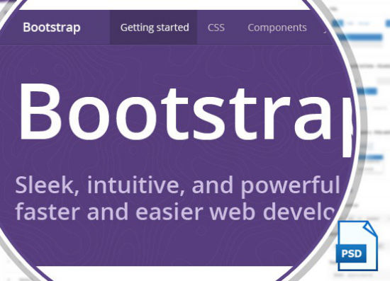 Bootstrap PSD by DesignShock I