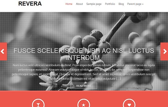 Bootstrap 3 WP theme