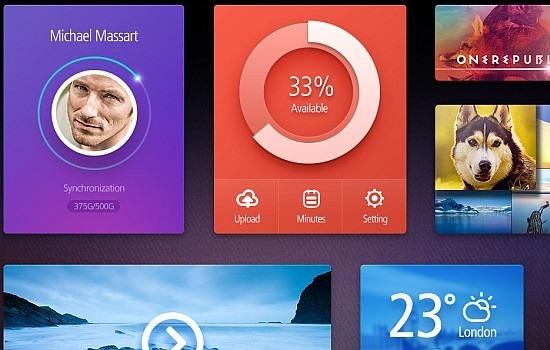 Modular User Interface Kit