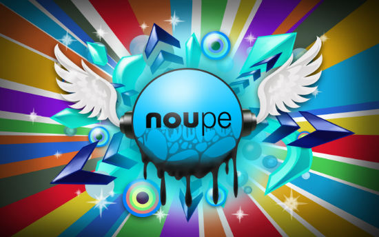 Freebie: Three Noupe Wallpapers in Retina Resolution by WallpaperFX