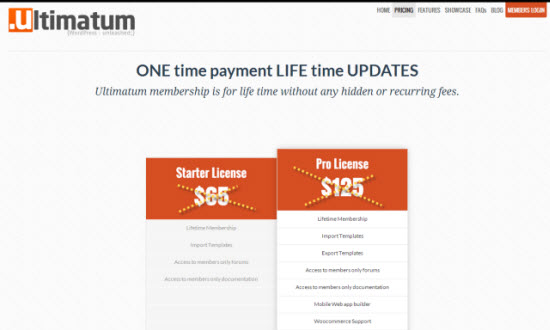 Ultimatum 2.5: Brand-new WordPress Theme Builder at a Fantastic Price