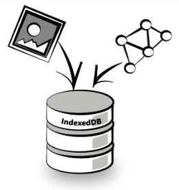HTML5: Using IndexedDB with WebGL and Babylon.JS