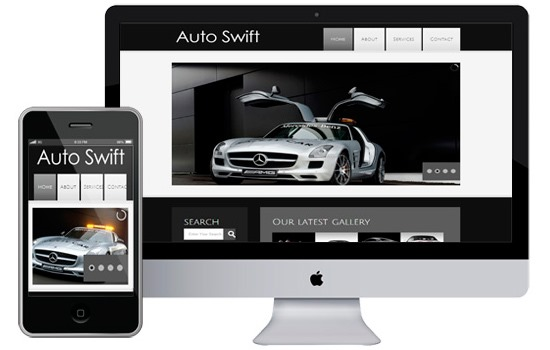 Autoswift theme