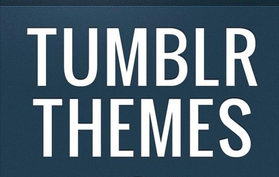 Tumblr templates