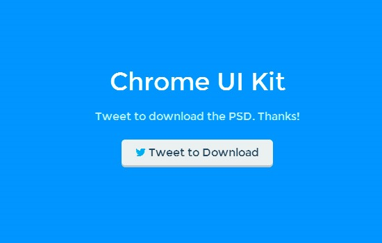 Chrome UI