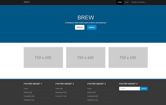 brew theme